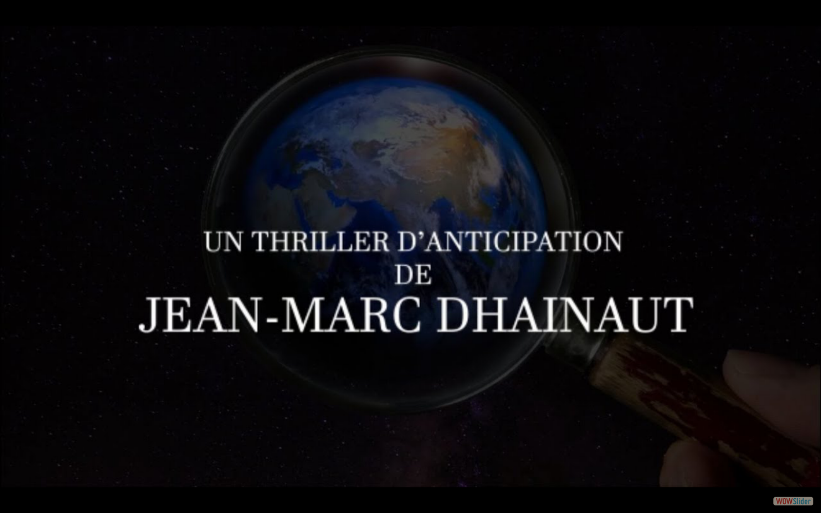L'Oeil du chaos - Jean-Marc Dhainaut
