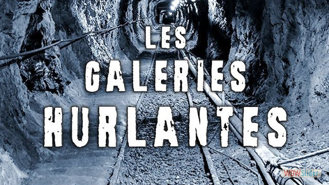 Les Galeries hurlantes - Jean-Marc Dhainaut